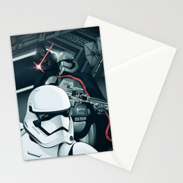The Force Awakens: The Dark Side Stationery Cards