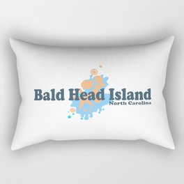 Bald Head Island. Rectangular Pillow