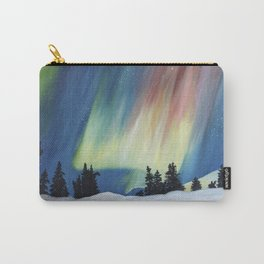 Frozen Fire Carry-All Pouch