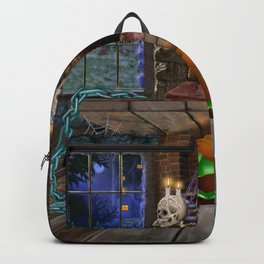 Haunted by Pumpkins Backpack