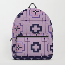 The Directions (Purple) Backpack