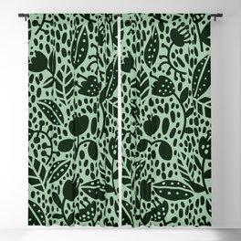 floral pattern Blackout Curtain