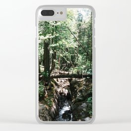 Johannsen III Clear iPhone Case