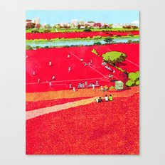 Kanreki Shonen Canvas Print