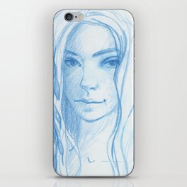 Come to the Water iPhone Skin