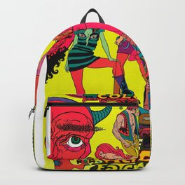 The Acid Eaters Backpack
