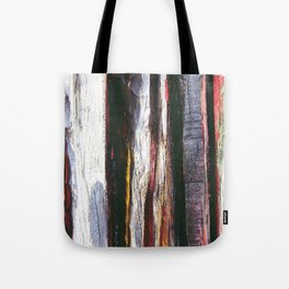 Aged Wood Structure rustic decor Tote Bag