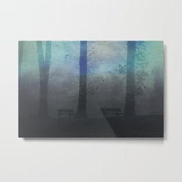 dArk shadows Metal Print