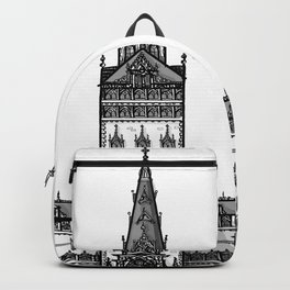 Gothic Building Backpack