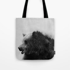 Big Bear #4 Tote Bag