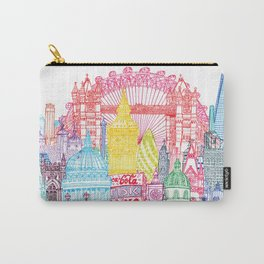 London Towers Carry-All Pouch