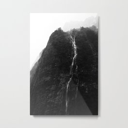 Milford Sound 4 Metal Print