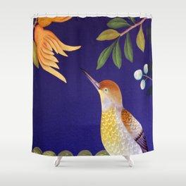 chinois 1844 Shower Curtain