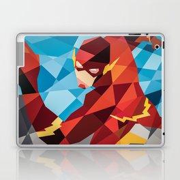 DC Comics Flash Laptop & iPad Skin