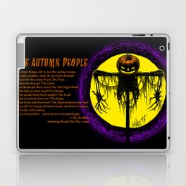 Killing Moon Laptop & iPad Skin