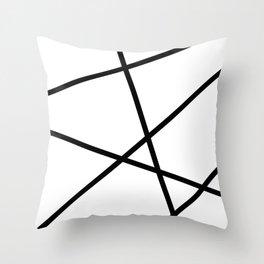 Laser Tag Throw Pillow