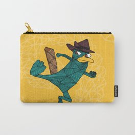 My Perry the Platypus Carry-All Pouch