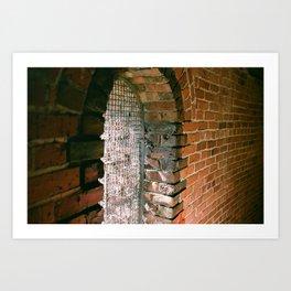 Water Tower Seattle, WA Art Print