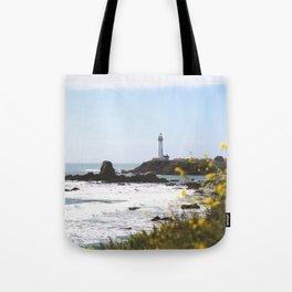 Springtime On The West Coast Tote Bag