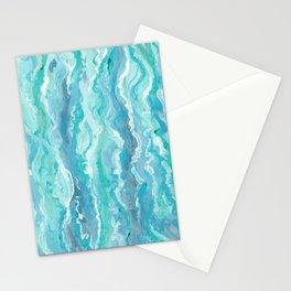 Ocean Melt Stationery Cards