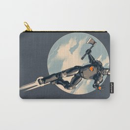 Invincible Tin Man Carry-All Pouch
