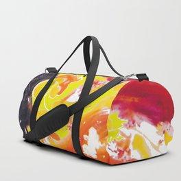 IN A HURRY !                                  by Kay Lipton Duffle Bag