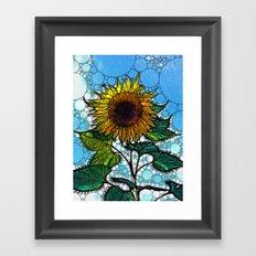 :: Sunshiny Day :: Framed Art Print