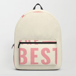 Best Friends Inc. With BG Backpack