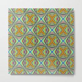 Pattern-103 Metal Print