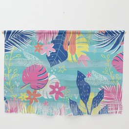 Tropical Vibes Wall Hanging