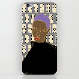 Dominos iPhone Skin