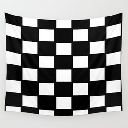 Race flag Wall Tapestry