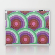 concentric Laptop & iPad Skin