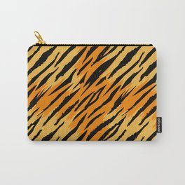 Tiger skin Carry-All Pouch