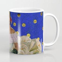 POLKA DOT FRIDA Coffee Mug