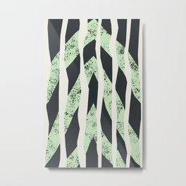 Papercuts IV Metal Print
