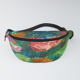 Sunny poppies Fanny Pack