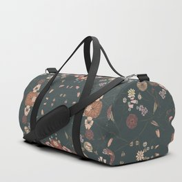 CONNECTED FLORAL Duffle Bag