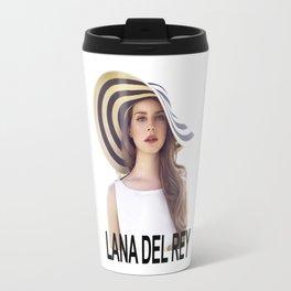 Lana Del Reyy Travel Mug