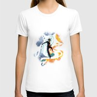 korra T-shirts featuring THE LEGEND OF KORRA by Beka