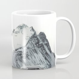 on the road in iceland Coffee Mug