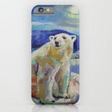 Polar Bear Sun iPhone 6 Slim Case
