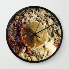Tropicality #5 Wall Clock