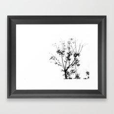 The Grow. Framed Art Print