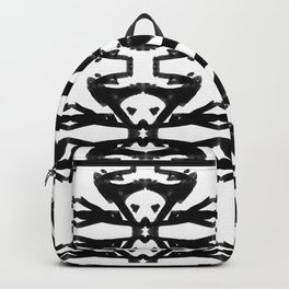 b pattern1 Backpack