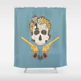 Do ya Punk? Shower Curtain