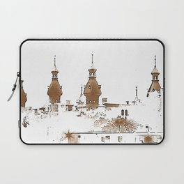 U of Tampa. Sepia. Laptop Sleeve
