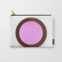 Chocolate Box Strawberry Carry-All Pouch