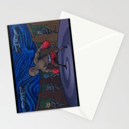 Domino The Destitute Stationery Cards
