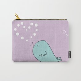 frenchie birdie Carry-All Pouch